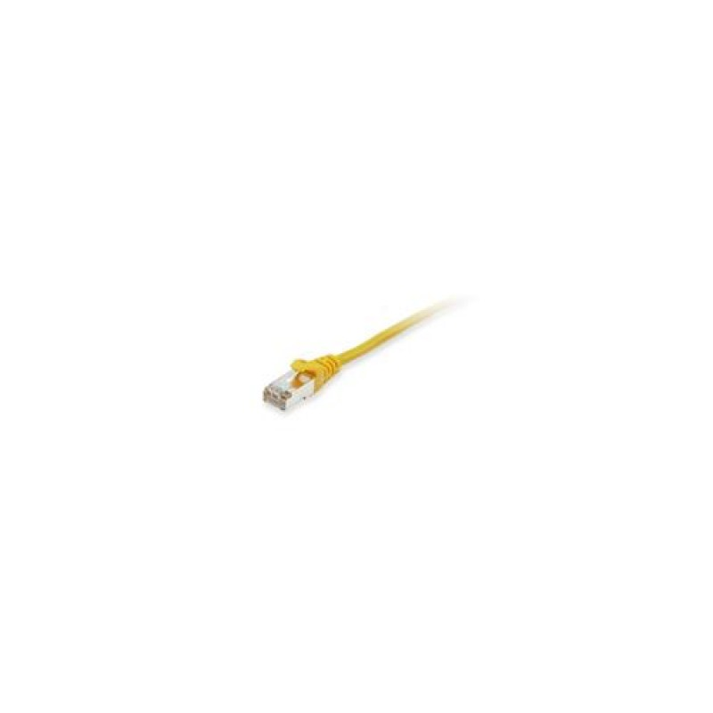 Equip 705860 networking cable 30 m Cat5e SF/UTP (S-FTP) Yellow