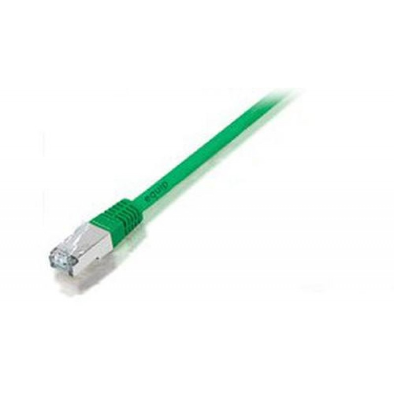 Equip Cat.6 S/FTP PatchCable, 5.0m, Green