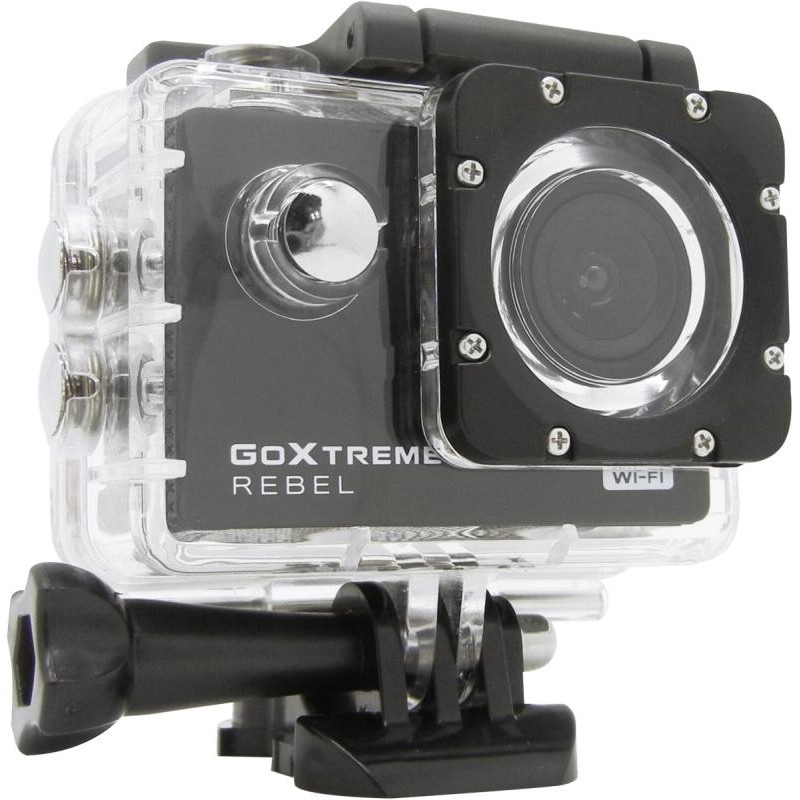 Easypix GoXtreme Rebel Black