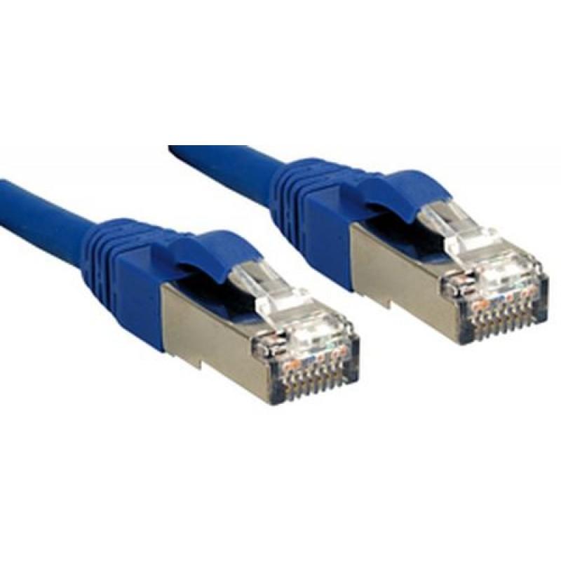 Lindy Cat.6 SSTP / S/FTP PIMF Premium 2.0m networking cable 2 m Blue