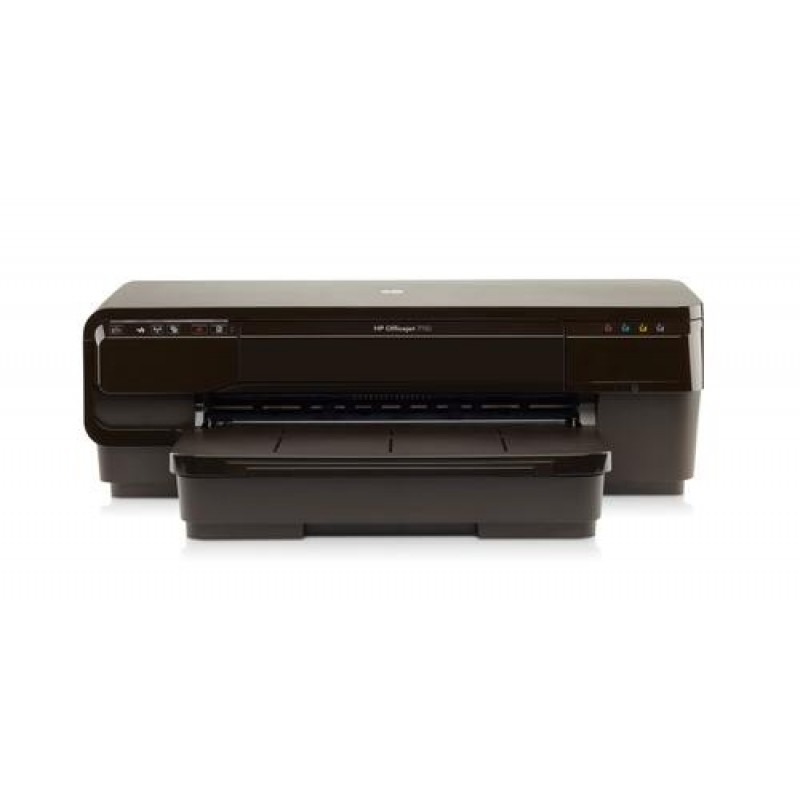 HP Officejet 7110 Wide Format ePrinter inkjet printer Colour 4800 x 1200 DPI A3 Wi-Fi Black