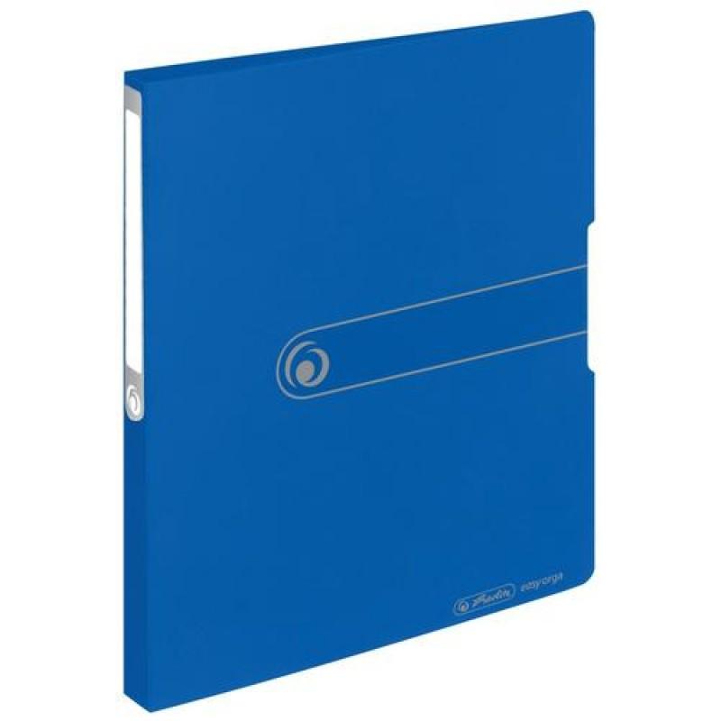 Herlitz 11217130 ring binder A4 Blue