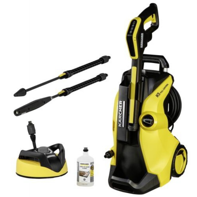 Kärcher K 5 FULL CONTROL HOME pressure washer Electric Black,Yellow 500 l/h