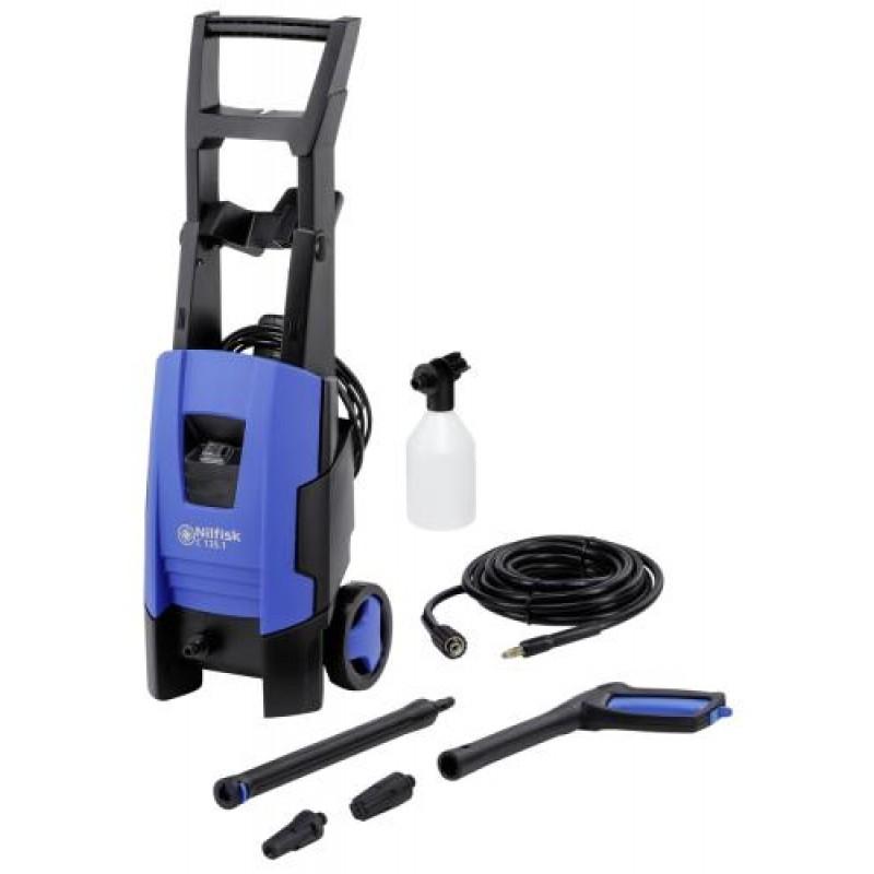 Nilfisk C 135.1 pressure washer Compact Electric Black,Blue 520 l/h