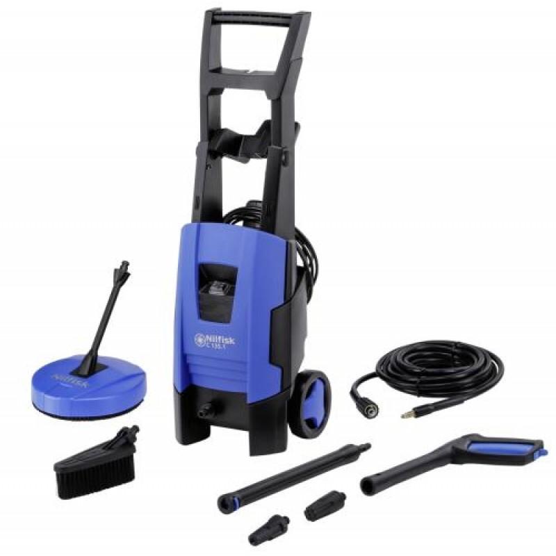 Nilfisk C 135.1 pressure washer Upright Electric Black,Blue 520 l/h