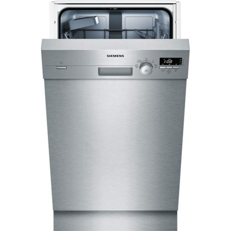 Siemens iQ100 SR415S03CE dishwasher Semi built-in 9 place settings A+