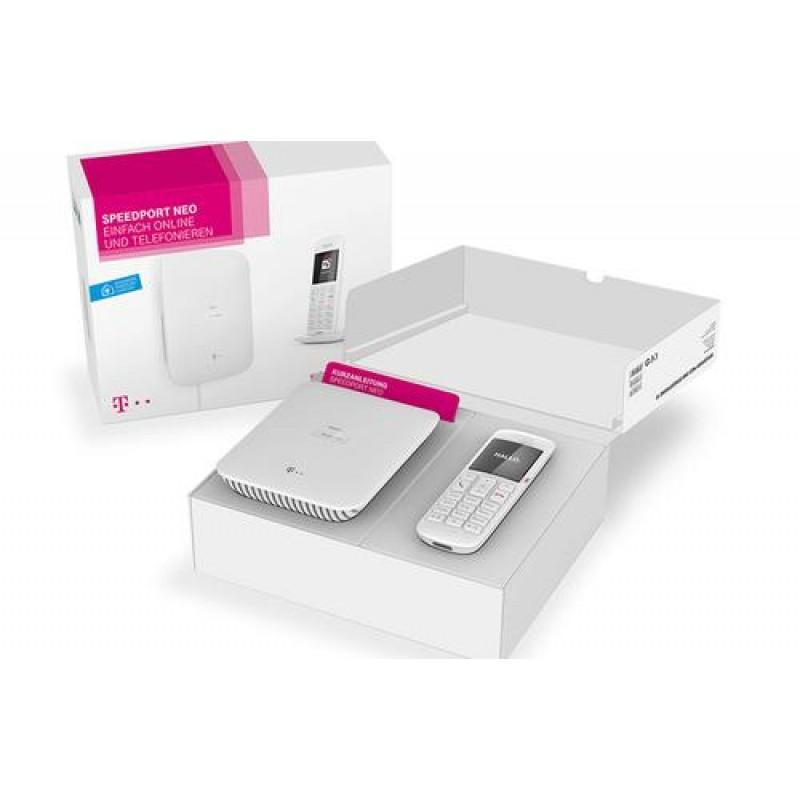 Telekom Speedport Neo wireless router Gigabit Ethernet White