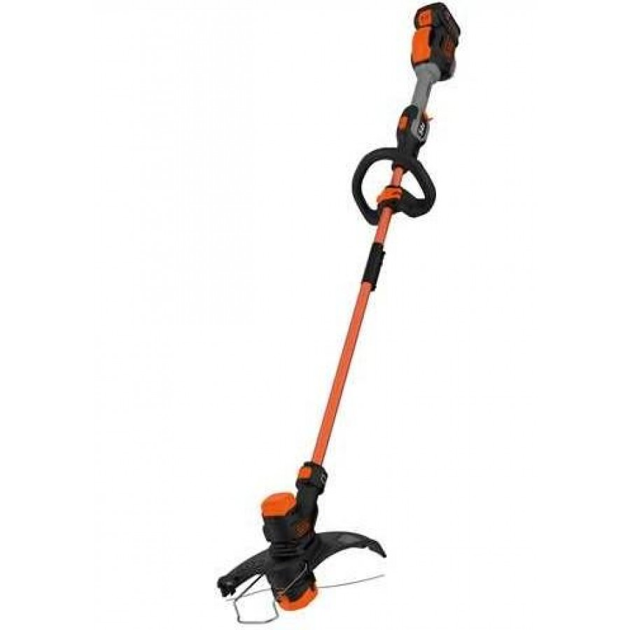Black & Decker STC5433-QW brush cutter/string trimmer 33 cm Orange Battery
