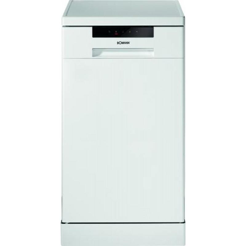 Bomann GSP 849 dishwasher Freestanding 10 place settings A++