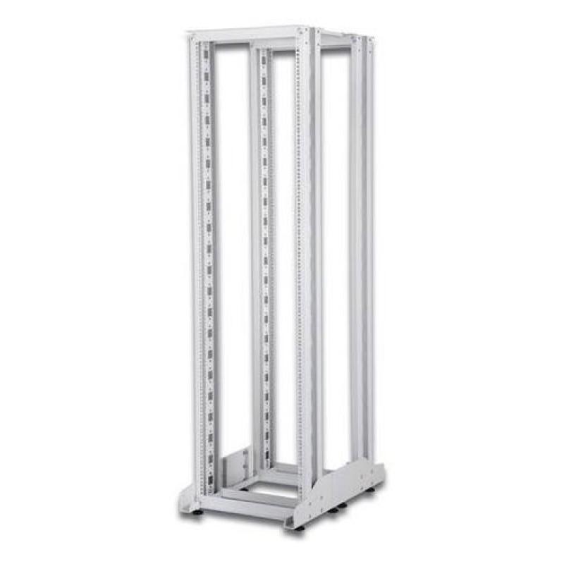 Digitus DN-19 42U-D-SRV rack cabinet Freestanding rack Grey