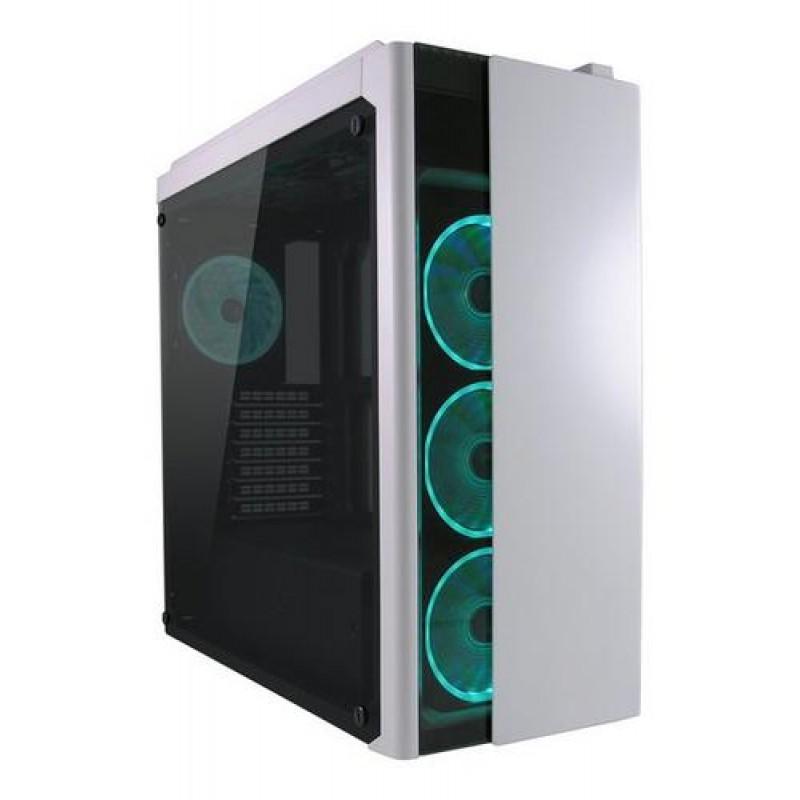 LC-Power Gaming 993W Midi-Tower Black,White