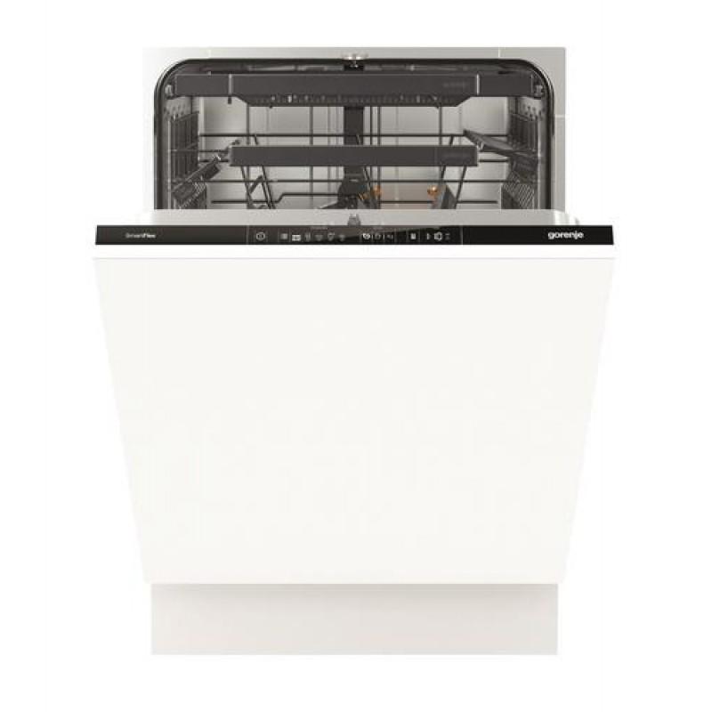 Gorenje GV66160 dishwasher Fully built-in 16 place settings A+++