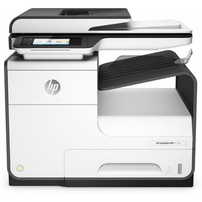 HP PageWide 377dw Inkjet 30 ppm 1200 x 1200 DPI A4 Wi-Fi Black,White