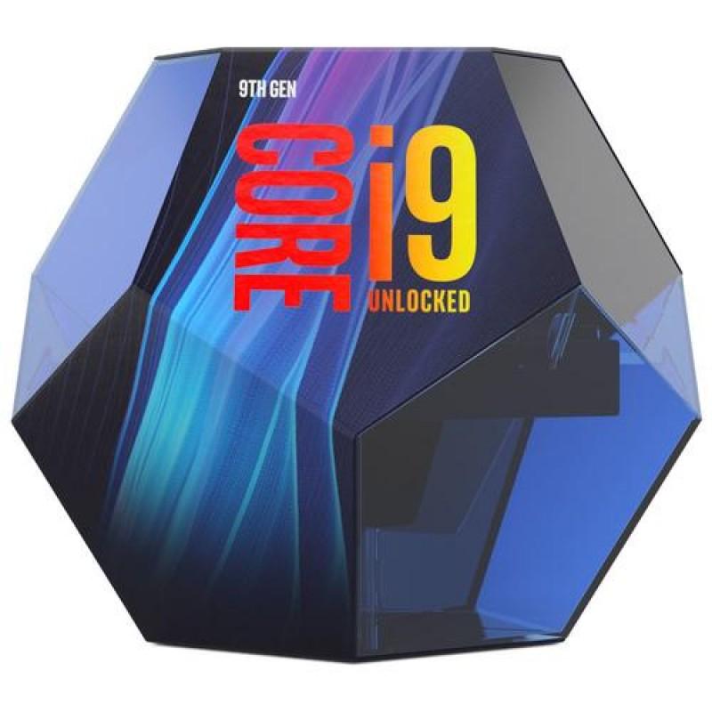 Intel Core i9-9900K processor 3.6 GHz Box 16 MB Smart Cache