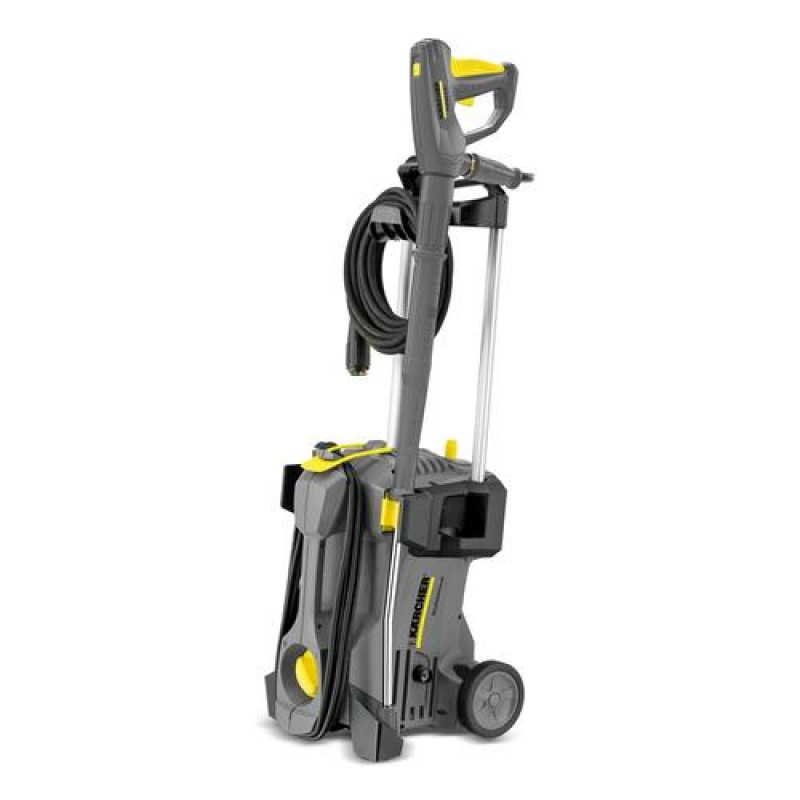 Kärcher HD 5/13 P Plus pressure washer Upright Electric Black,Grey,Yellow 490 l/h 2300 W