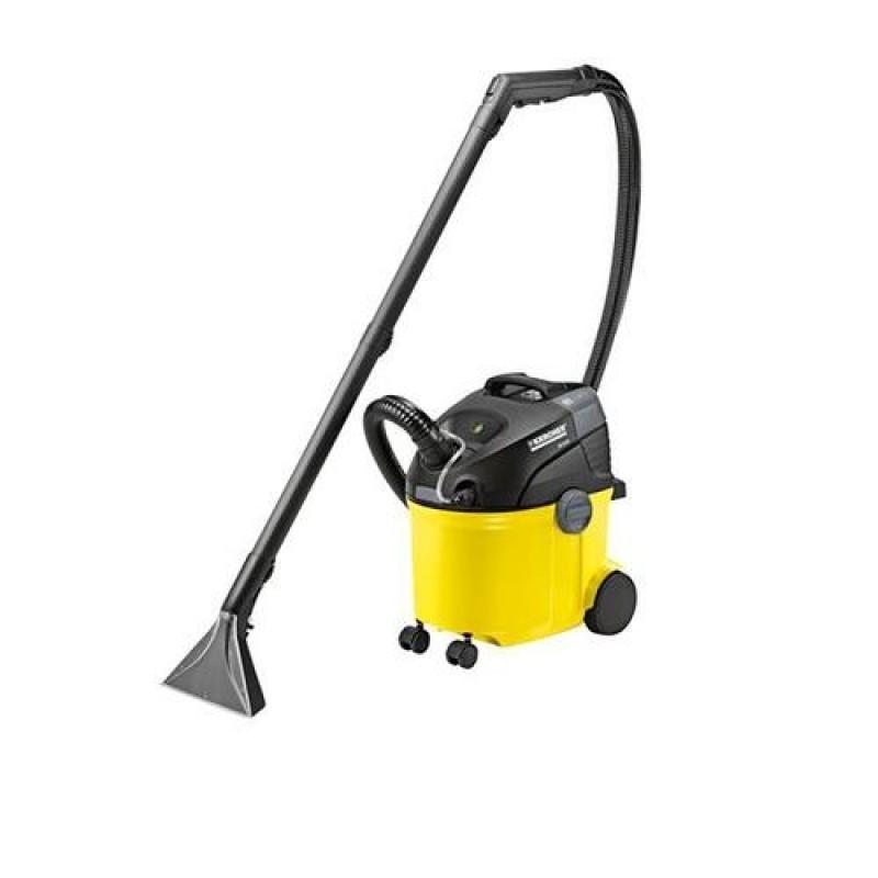 Kärcher SE 5.100 1400 W Cylinder vacuum Dry&Wet Dust bag Black,Yellow
