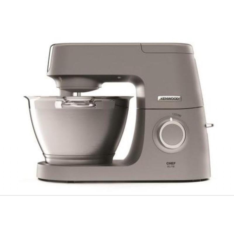 Kenwood Chef Elite food processor 4.6 L Metallic 1200 W