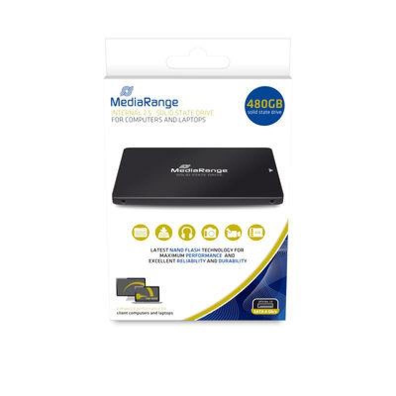 MediaRange MR1003 internal solid state drive 2.5