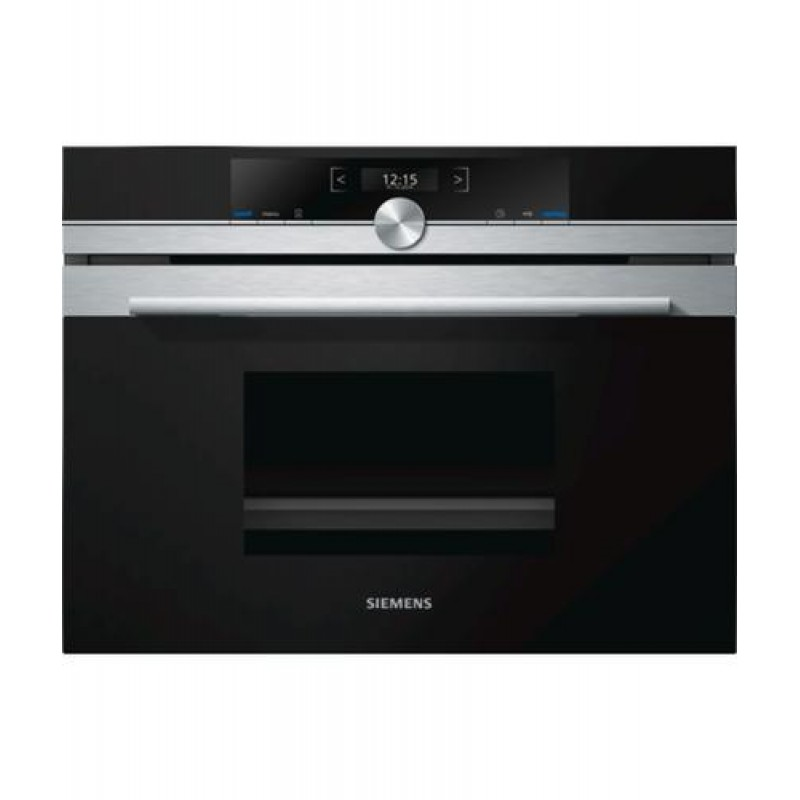 Siemens CD634GBS1 ovens Electric 38 L 1900 W Black,Stainless steel