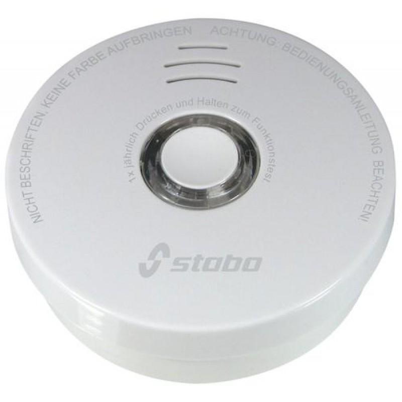 Stabo 51116 smoke detector White