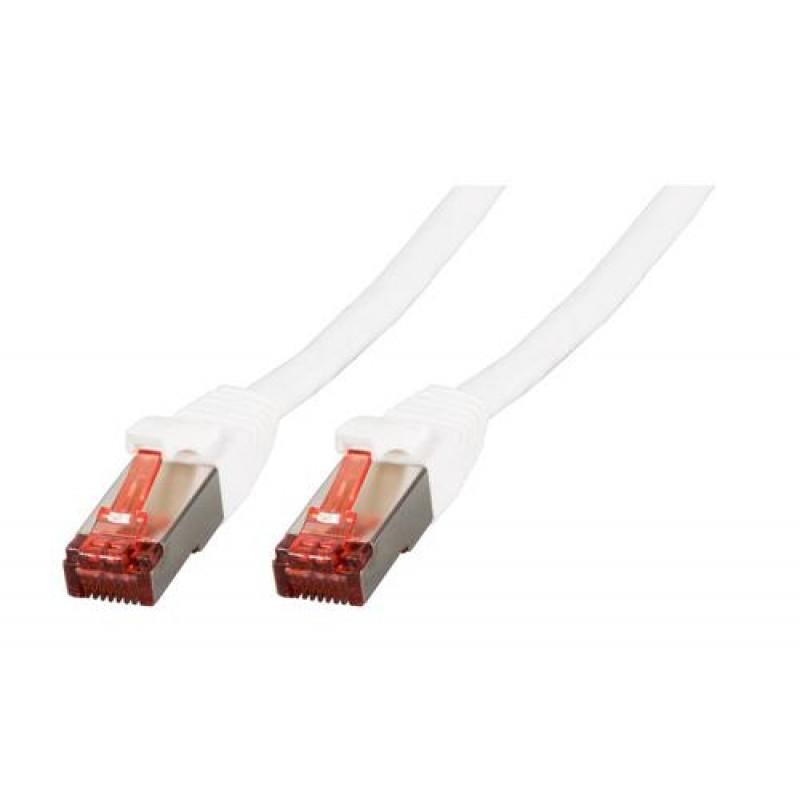 EFB Elektronik K5518C.2 networking cable 2 m Cat6 S/FTP (S-STP) White