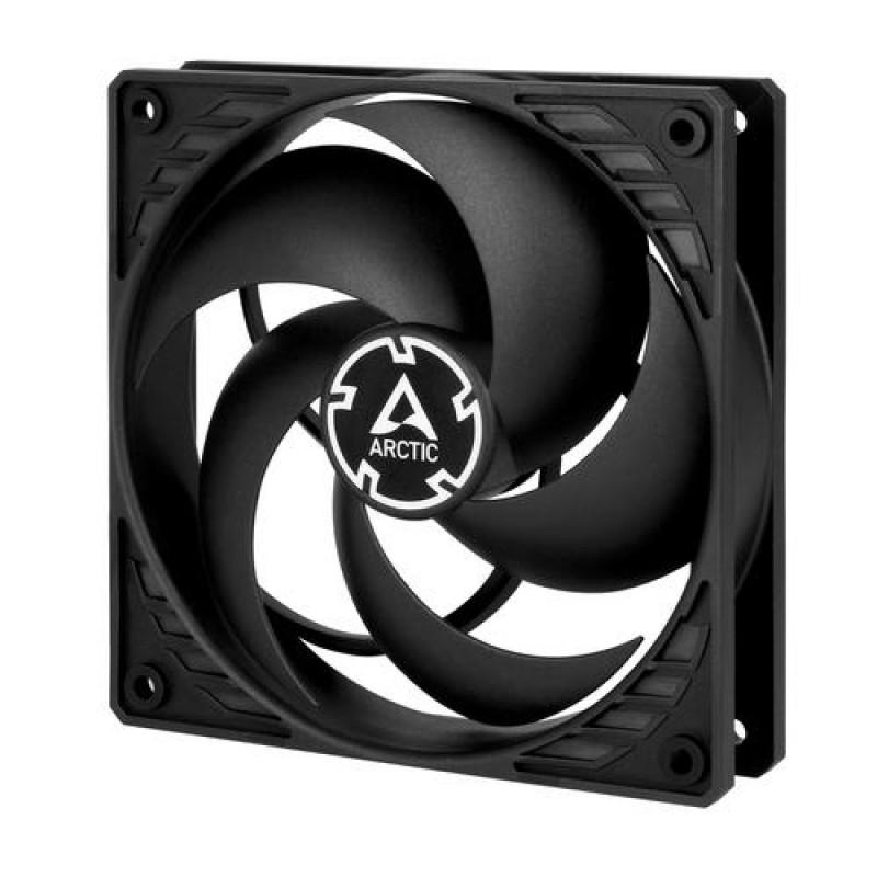 ARCTIC P12 PWM - Pressure-optimised 120 mm Fan with PWM Black