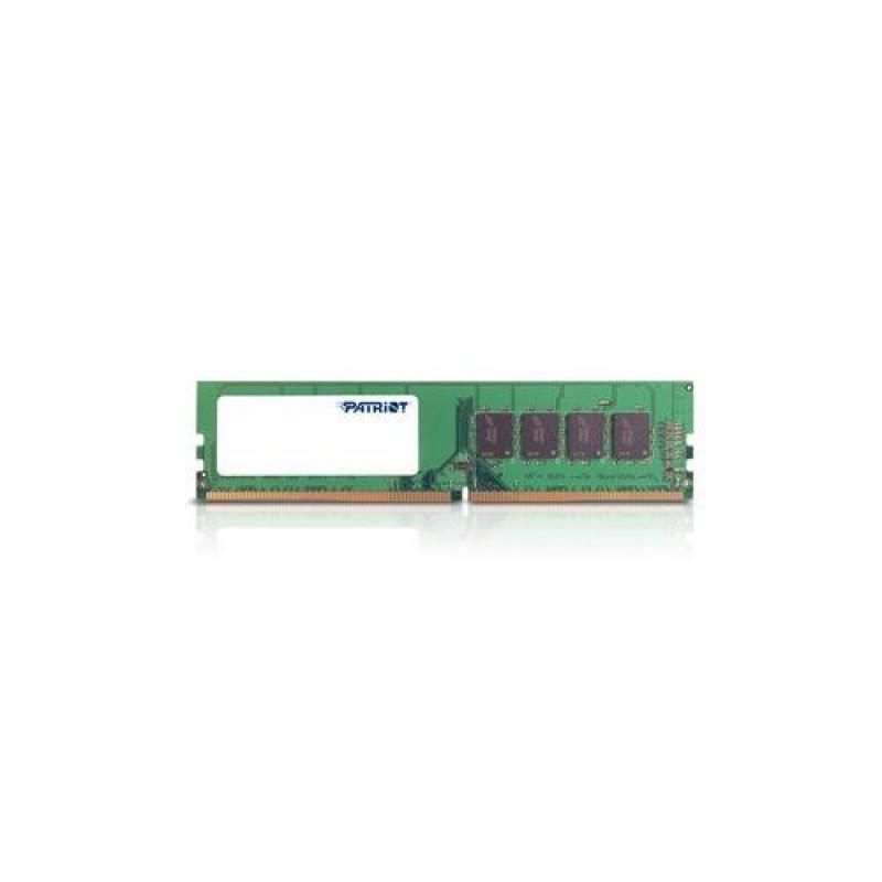Patriot Memory 8GB DDR4 2666MHz memory module Black,Green