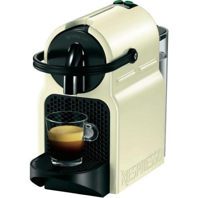 DeLonghi EN80CW coffee maker Freestanding Pod coffee machine 0.8 L Semi-auto Cream