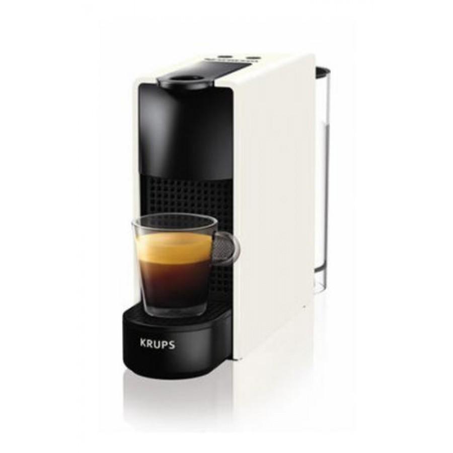Krups Essenza Mini XN110110 Freestanding Pod coffee machine Black,White 0.6 L 1 cups Manual