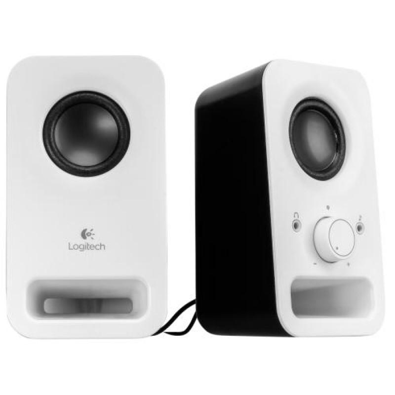 Logitech Z150 loudspeaker 6 W White