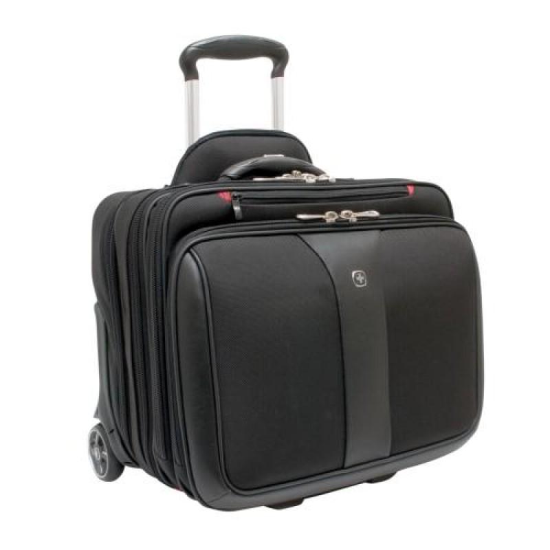 Wenger Patriot II Trolley for Laptop 154  17  black