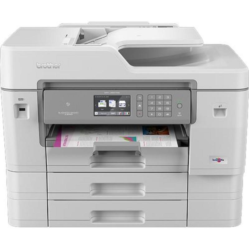 Brother MFC-J6947DW multifunctional Inkjet 4800 x 1200 DPI A3 Wi-Fi Grey,White