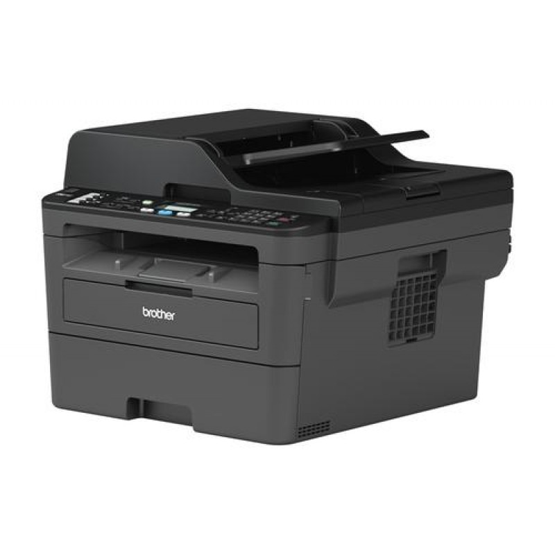 Brother MFC-L2710DW multifunctional Laser 30 ppm 1200 x 1200 DPI A4 Wi-Fi Black,Grey