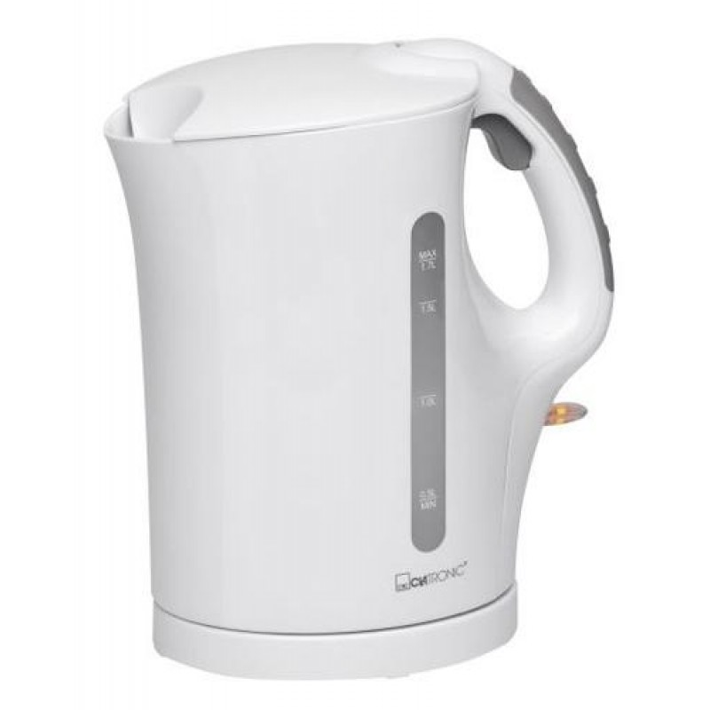 Clatronic WK 3445 electric kettle 1.7 L White 2200 W