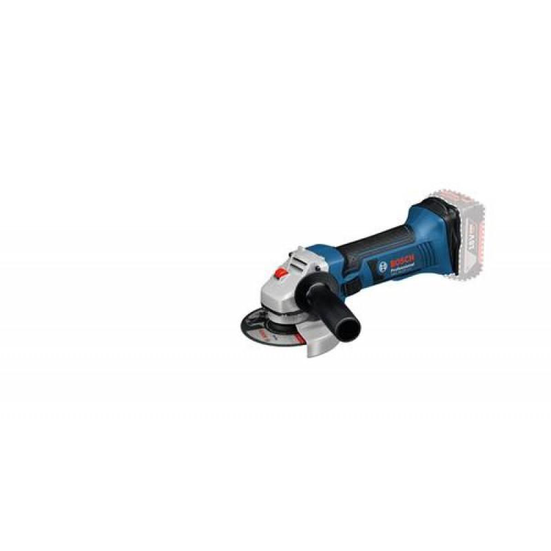 Bosch 0 601 93A 307 angle grinder 10000 RPM 12.5 cm 2.3 kg Black,Blue,Silver
