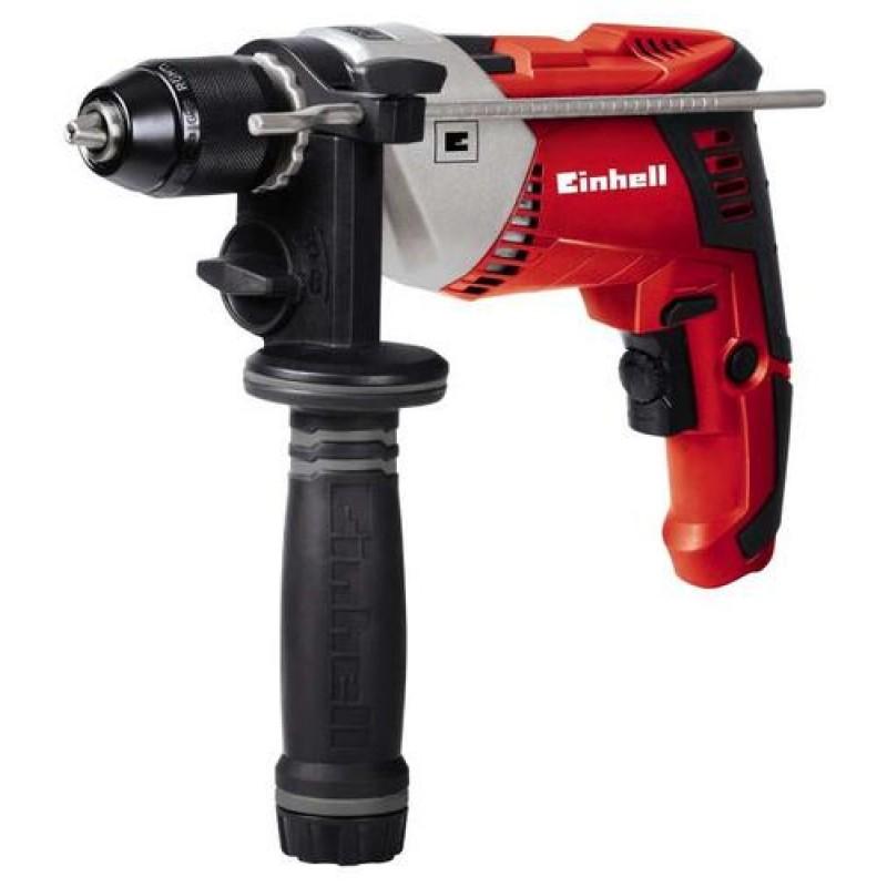 Einhell TE-ID 750/1 E Keyless Black,Red,Silver 3000 RPM 2.3 kg