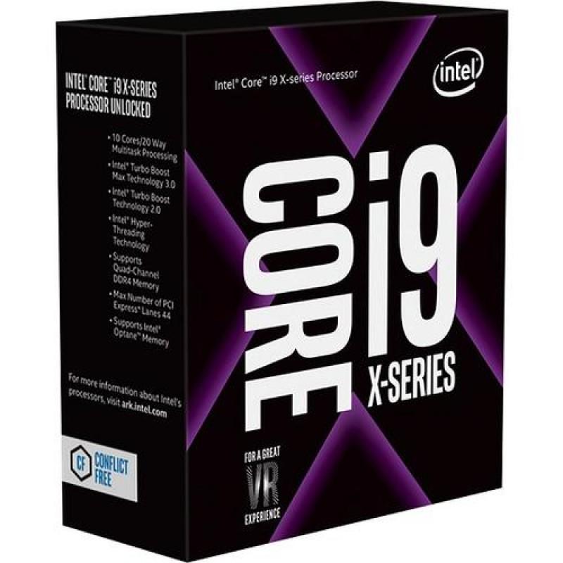 Intel Core i9-9820X processor 3.3 GHz Box 16.5 MB Smart Cache