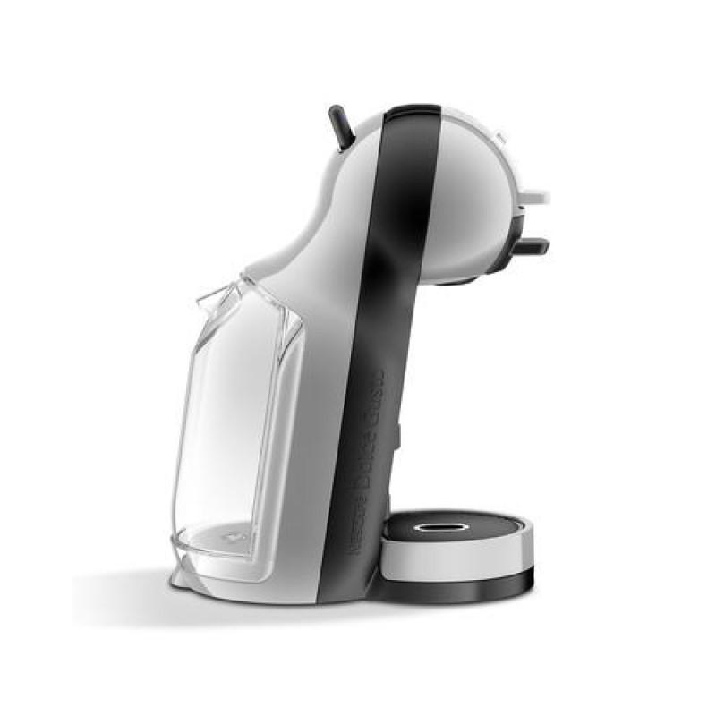 Krups Mini Me KP123B coffee maker Freestanding Espresso machine Black,Silver 0.8 L Fully-auto
