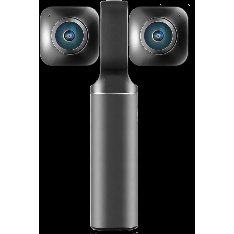 VUZE XR black 3D 180  2D 360 Camera