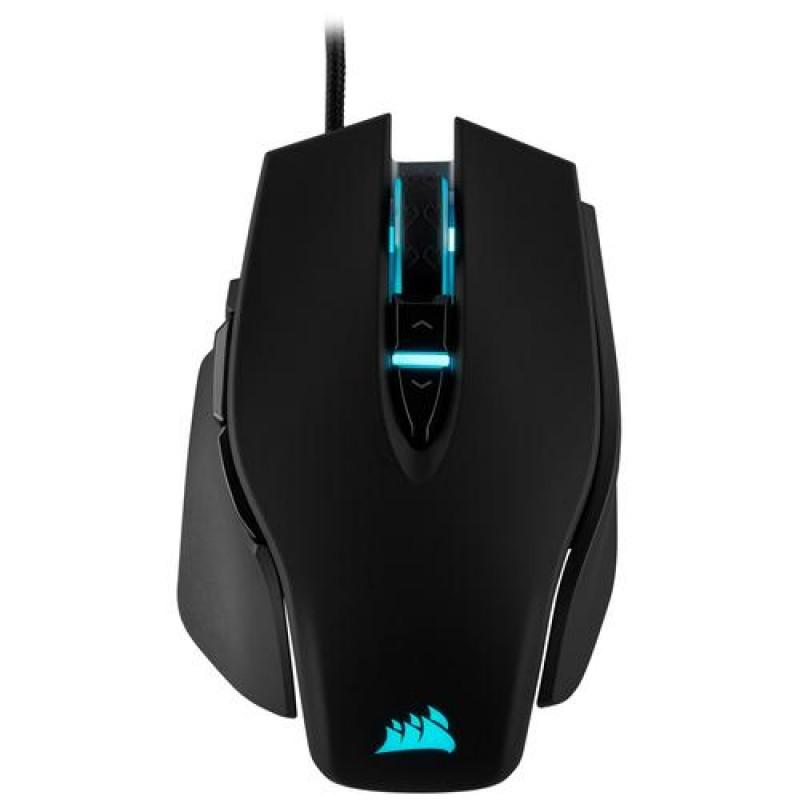 Corsair M65 RGB Elite mice USB Optical 18000 DPI Black