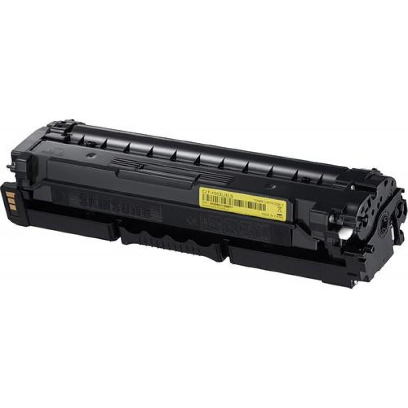 HP CLT-Y503L Original Yellow 1 pc(s) Black