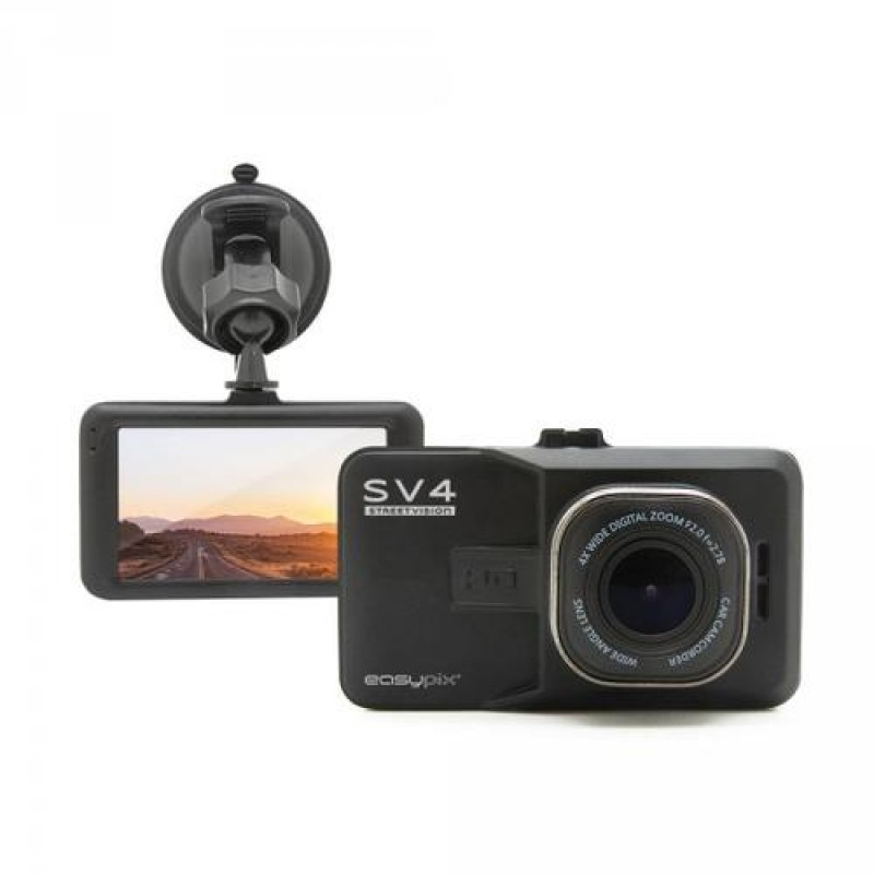 Easypix StreetVision SV4 Full HD Black
