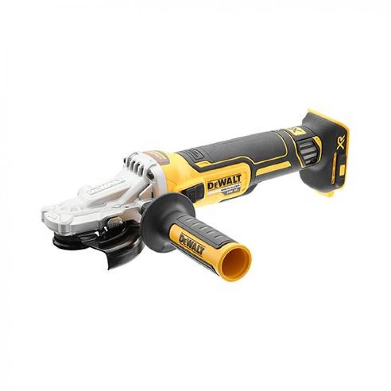 DeWALT DCG405FN-XJ angle grinder 12.5 cm 9000 RPM 800 W 1.8 kg Black,Orange