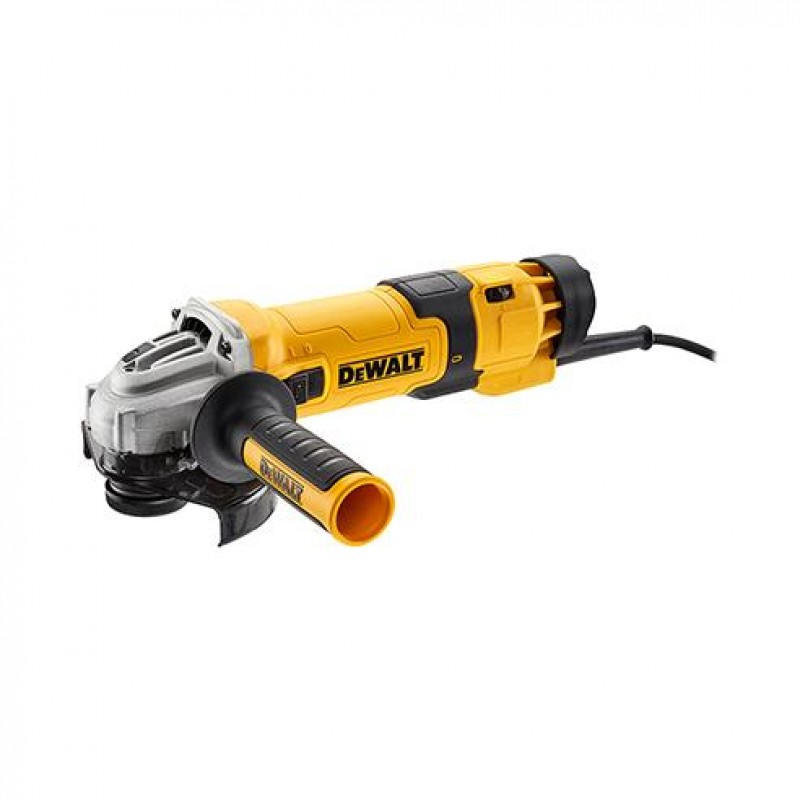 DeWALT DWE4257-QS angle grinder 10000 RPM 1500 W 12.5 cm 2.6 kg Black,Yellow