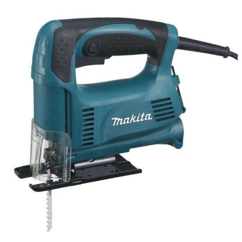 Makita 4326 power jigsaw 450 W 1.8 kg Black,Blue