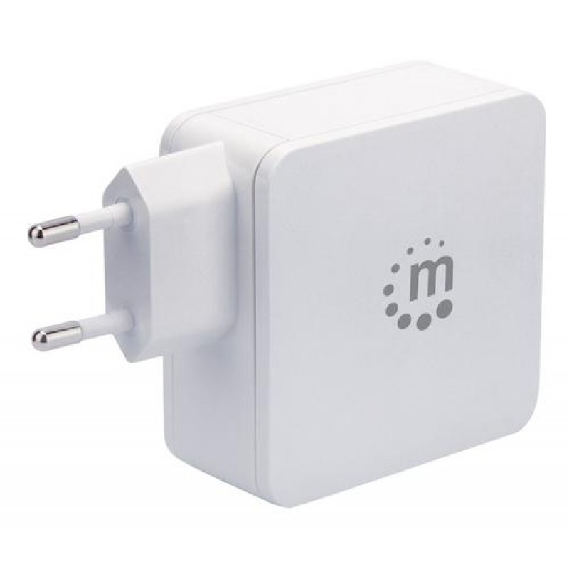 Manhattan 180221 mobile device charger Indoor White