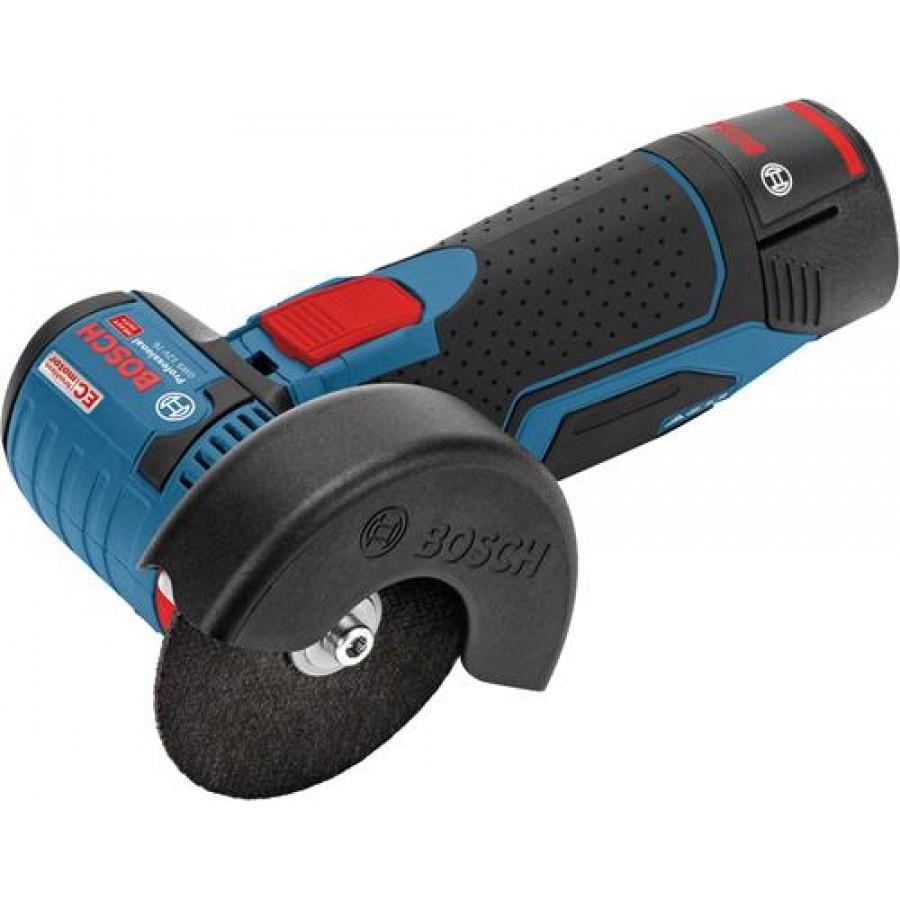 Bosch GWS 12V-76 Professional angle grinder 19500 RPM 7.6 cm 700 g Black,Blue