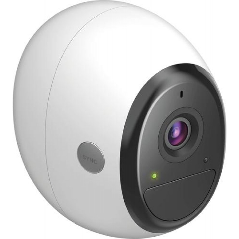 D-Link mydlink Pro IP security camera Indoor & outdoor Dome Ceiling/Wall 1920 x 1080 pixels Black,White