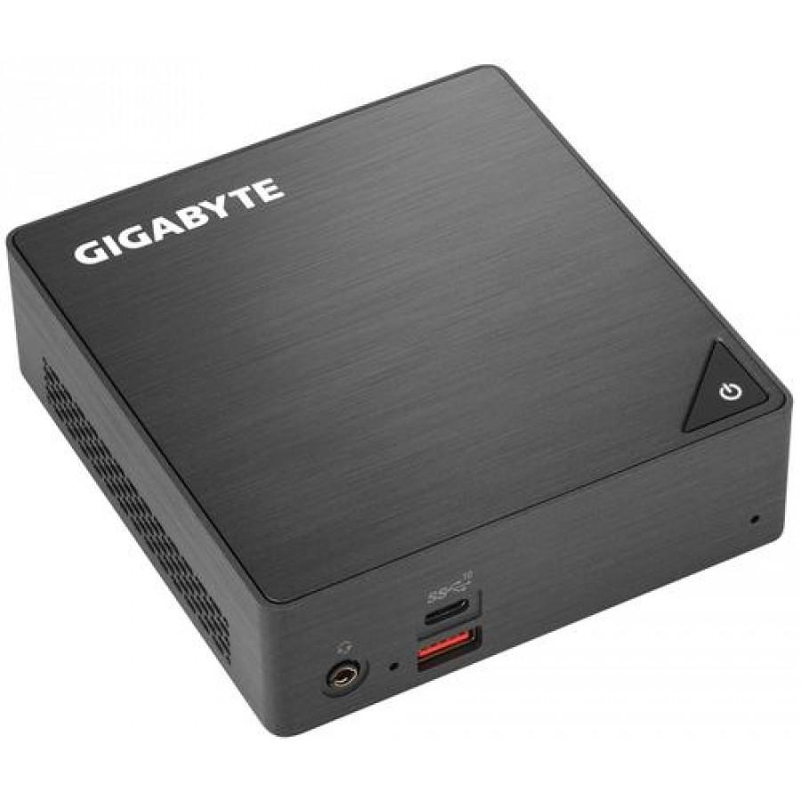 Gigabyte GB-BRI3-8130 PC/workstation barebone 2.2 GHz i3-8130U 0.46L sized PC Black