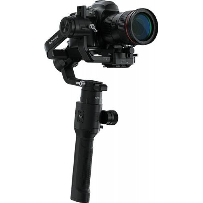 DJI Ronin-S Hand camera stabilizer Black